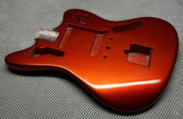 Kandy Apple Red Guitar