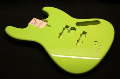Gecko Green Bass