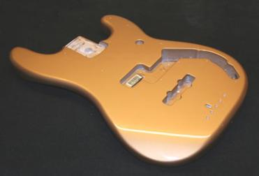 Gold Top Gold Bass
