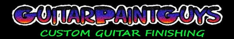 GuitarPaintGuys Guitar Finishing and Refinishing